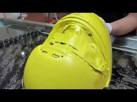 шлем желтый камуфляж