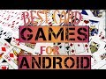 Best Card Games For Android