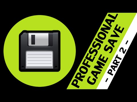 Game Maker Studio - Professional Game Save: Part 2