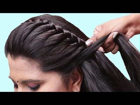 unique-party-hairstyle-2019-for-girls-|-hair-style-girl-|-hairstyles-|-easy-hairstyles-for-long-hair