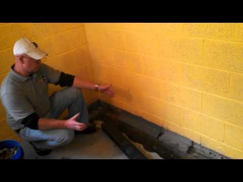 Difference between Grate Drain basement waterproofing products & other basement systems mi