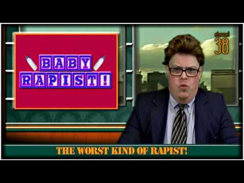 "Channel 38 News [001] 'Gun Point & Baby Rapists' - Mike Goodpaster's ""Unpaid Programming"""