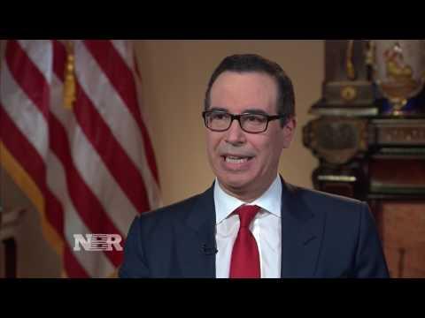 Treasury Secretary talks tax reform