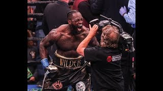 Deontay Wilder's Attempted Murder of Dominic Breazeale