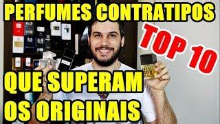 TOP 10 Perfumes Contratipos que SUPERAM OS ORIGINAIS