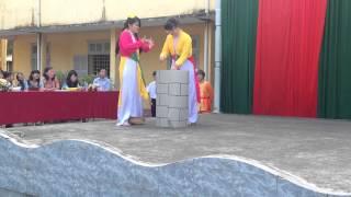 Tấm Cám( kịch câm ) 10D3 THPT Châu Văn Liêm Cần Thơ