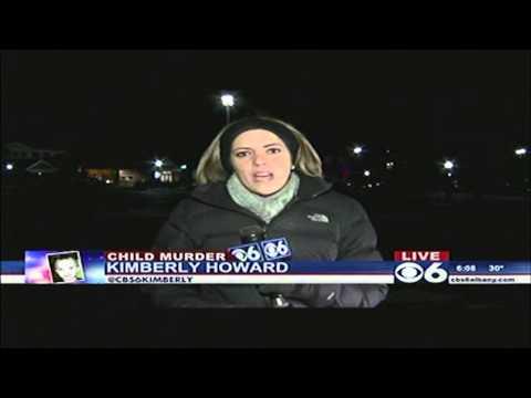 CBS 6 Albany -- Child Murder 6pm Newscast
