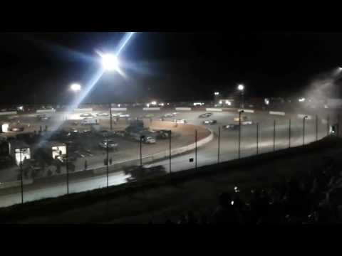 4/15/2017 Senoia Raceway Latemodel Sportsman Feature Race