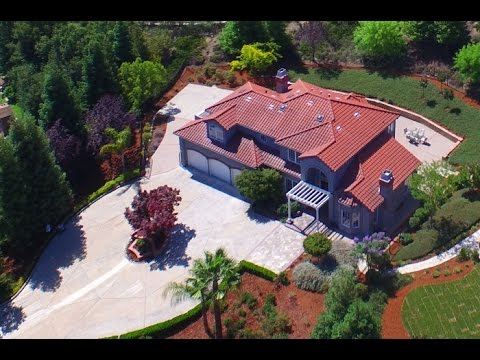 22071 Deer Trail Court  Saratoga, CA by Douglas Thron drone real estate videos