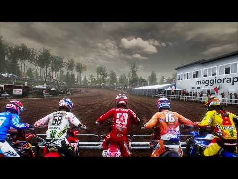 MXGP3 Gameplay -- Watch Us Play The Official Motorcross Game