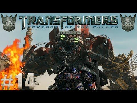 ENHANCED POWERED-UP OPTIMUS VS ENHANCED DEVASTATOR | Transformers: Revenge of the Fallen Modding #14