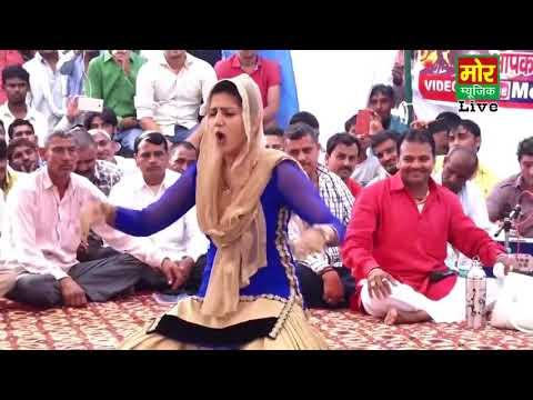 SAPNA CHAUDHARY II SOLID BODY II BEST HARYANVI DANCER HD By Bishal Agnihotri