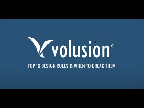 Top 10 Design Rules and When to Break Them