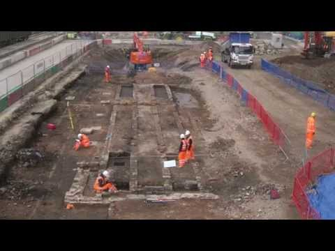 Crossrail Archaeology: Brunel's railway heritage uncovered