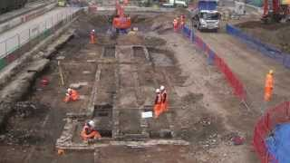 Crossrail Archaeology: Brunel