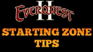 EQ2 Fallen Gate Progression Server : Which starting zones?!?
