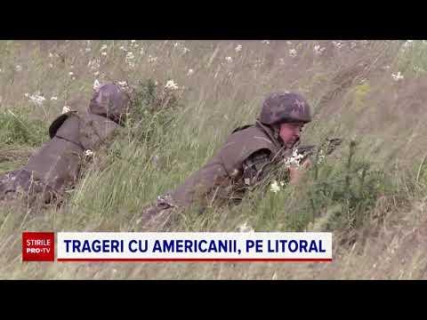 Exercițiu româno-american pe