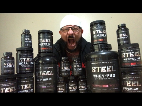 Steel Supplements Product Review (New Code: RF615)
