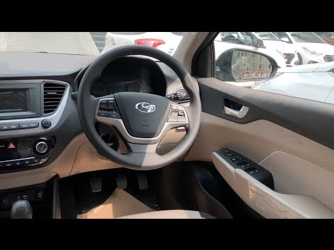 2017 Hyundai Verna EX Model Full Interior and Exterior Walkaround