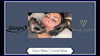 Edwards Aesthetics | Face Wax  | Starpil Wax - Coral Wax