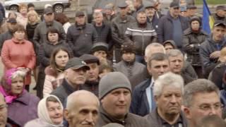 Как встречают Саакашвили в области, отданной на откуп Ахметову