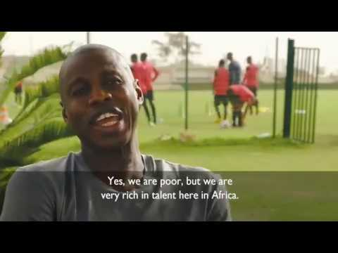 Sadio Mane back story profile for BBC African Footballer of the Year