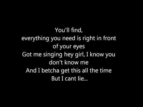 Love Letter -  Shwayze - Lyrics