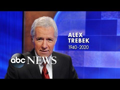 Alex Trebek dead