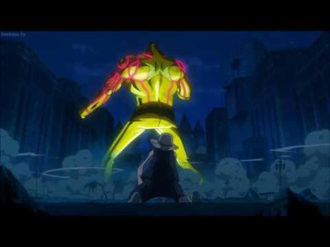 Luffy Gear 4 vs Gild Tesoro HD [Full Fight]