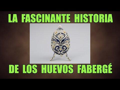 La Fascinante Historia de los Huevos Fabergé
