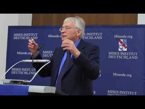 Der Staat - Hans Herrmann Hoppe l Ludwig von Mises Seminar 2015