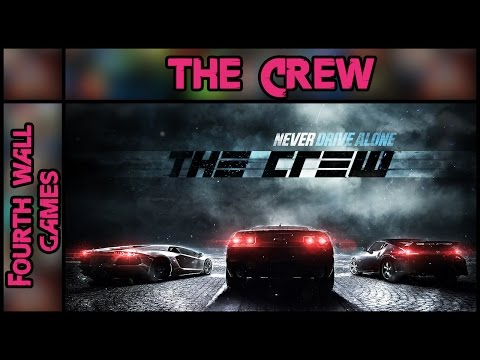 The Crew - Drive Around The Whole Map - 1080p 60fps