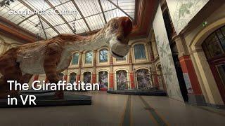 Giraffatitan: Back to Life in Virtual Reality #PreviouslyOnEarth