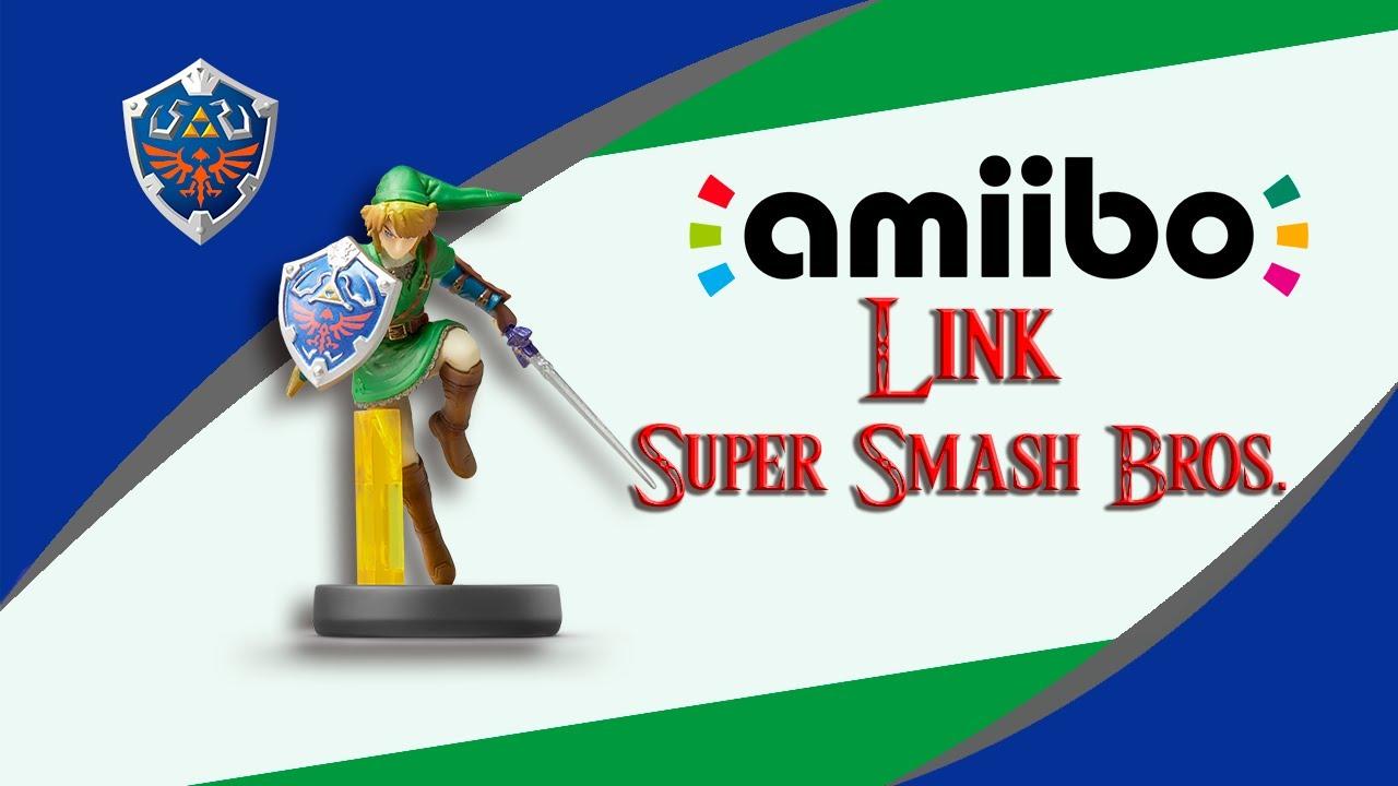 Amiibos / Link / Super Smash Bros.