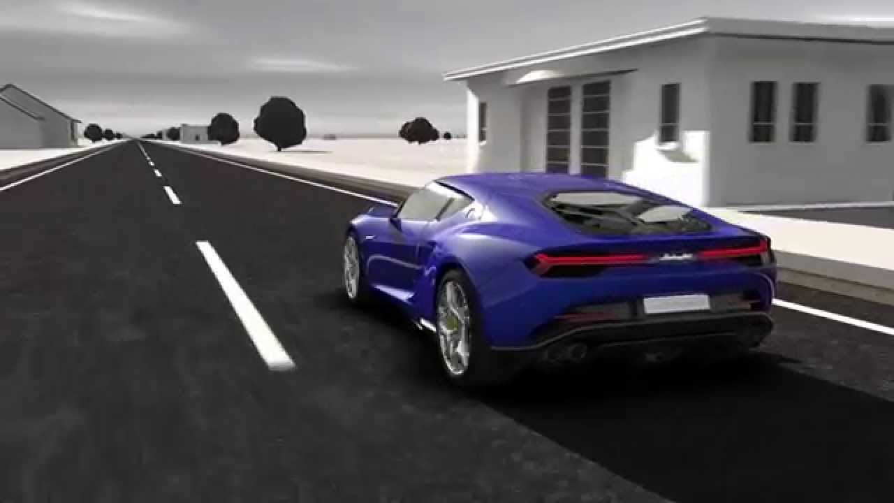Video Lamborghini Asterion Lpi 910 4 Youtube