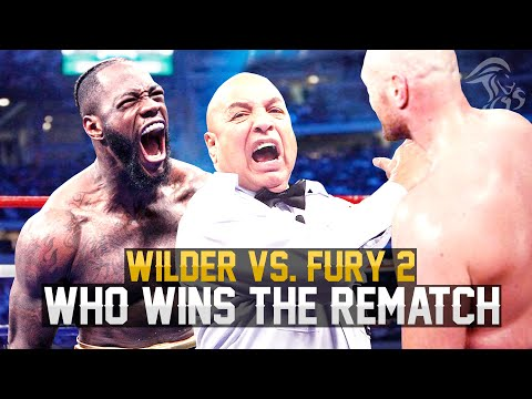 """Deontay Wilder Vs. Tyson Fury 2 - """"WHO WINS THE REMATCH?"""""""