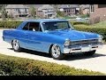 1967 Chevrolet Nova Pro Touring For Sale