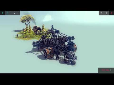how to build a catapult in besiege