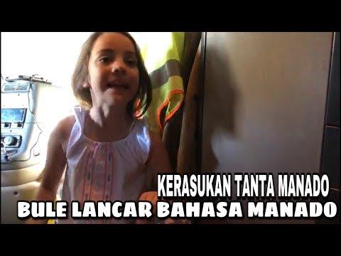 BULE BELAJAR LOGAT MANADO - BAHASA DAERAH TOLOUR KAKAS
