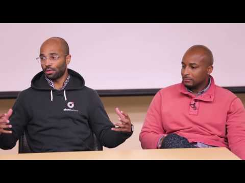Trevor Thomas and Marlon Nichols: Early-Stage Investing - Cross Culture VC