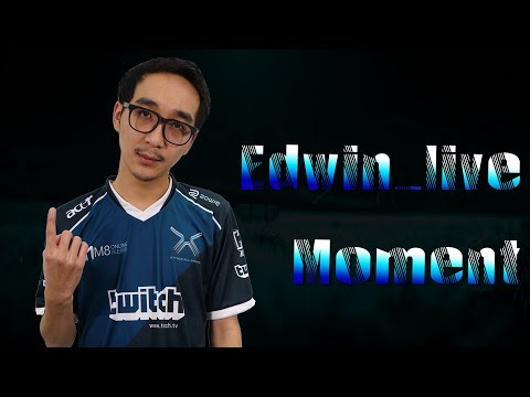 Edwin Funny Moment and Hightlight Ep.2