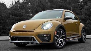 Volkswagen Beetle Dune 2016 Videos