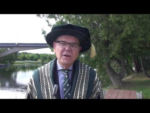 Convocation 2016 - Trent University: Dr. Don Tapscott, Chancellor of Trent University