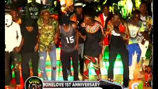 Jabidee takes on stage a with Odi dance 1st ANIVERSARY [PART 5]