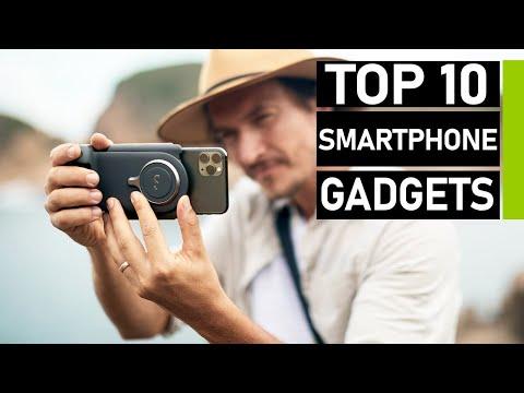 Top 10 Coolest Smartphone Gadgets & Accessories of 2020