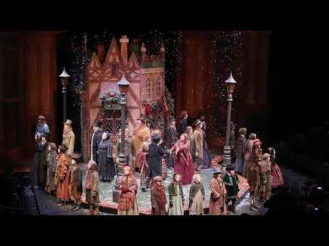 Video: A Christmas Carol at the Citadel Theatre
