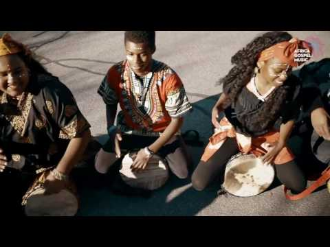 Alex Boye ftGenesis Choir - Little Drummer Boy African Tribal Version [Africa Gospel Music]