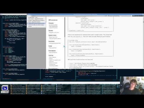Media Center | Python/Django/JavaScript/ES6 Live Coding - Episode 17