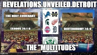 "The ""MULTITUDES"" of The LATTER Days."