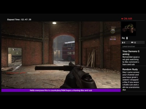Ww2  with juicyy  come hang out and chat with us
